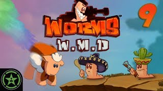 The Moist Flanks - Worms W.M.D. (#9) | Let's Play