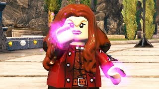Avengers Infinity War Scarlet Witch! LEGO DC Supervillains!