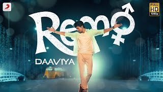 Remo - Daavuya Tamil Lyric Video