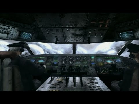 Metro:Last Light - In the Cockpit Gameplay Demo