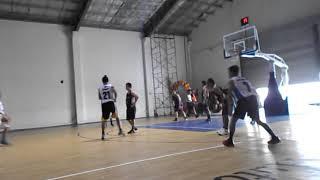 Lipa Science Basketball 2018 - Team JK vs Team Joji 2nd Quarter (Part 3 of 3) - July 8. 2018