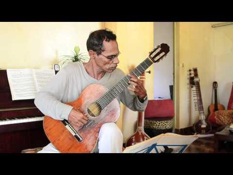 Барриос Мангоре Агустин - Estudio Inconcluso (a)