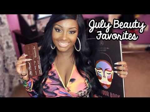 My July 2014 Beauty Favorites!