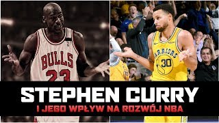 FENOMEN STEPHENA CURRY'EGO ► NBA po POLSKU