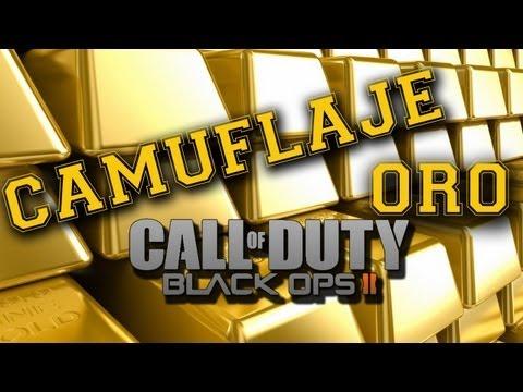 Como conseguir el camuflaje de oro en Call of Duty: Black Ops 2