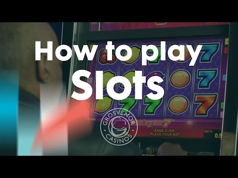 How to play slots in casinos gambling site reviews