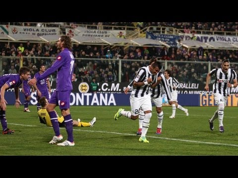 Fiorentina-Juventus 0-5 (17/03/2012), Highlights