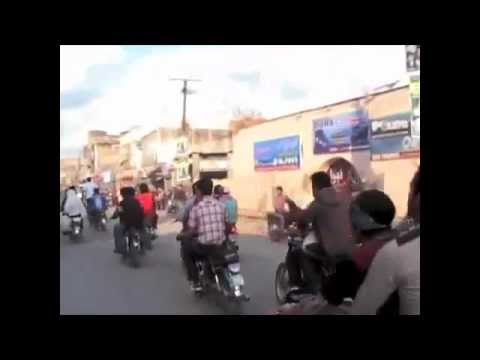 Pakistan Sialkot BIKER BOYZ (Game of death) (SONG DUBBING -- AHMED CHEEMA )