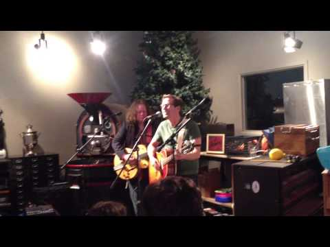 Nick Heyward &quot;Rollerblade&quot; at Jones Coffee Jan 5, 2013