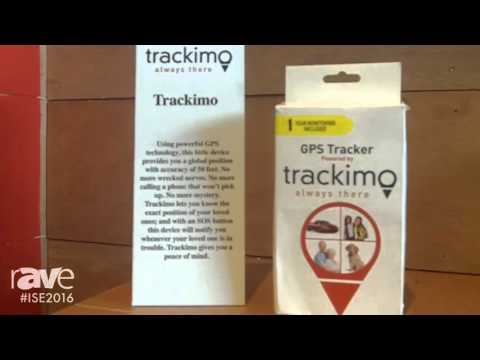 ISE 2016: Stampede Discusses Trackimo GPS Tracking Device for Drones
