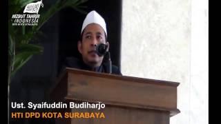 Pembacaan Ayat Suci Alquran dan Sambutan | HIP Edisi Desember 2016 | HTI DPD Kota Surabaya