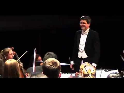 Tchaikovsky - Marche Solennelle TRYPO Efraín Amaya Conductor