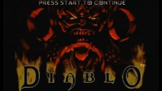 Diablo - Gameplay