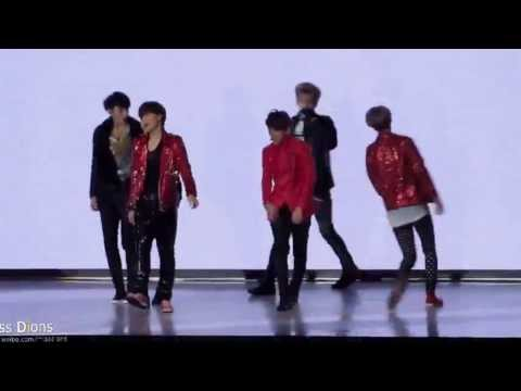 2012 MAMA EXO Special Stage, Mirotic