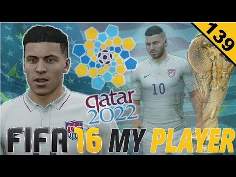 '2022 FIFA WORLD CUP FINAL!' | Episode #139 | FIFA 16 My Player Career Mode (The American Legend)