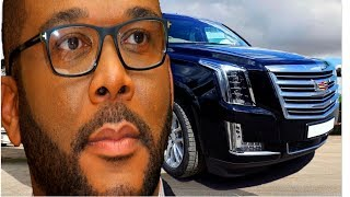 TYLER PERRY CAR COLLECTION 2018