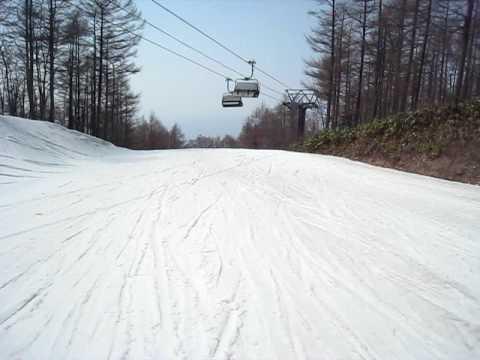 2009/04/05 蔵王温泉スキー場 9