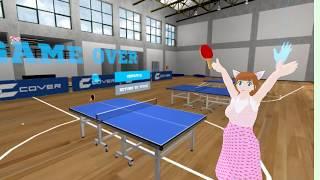 Ping Pong Leagueをするにゃー>ω<【009】