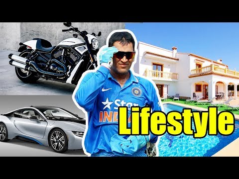 Ms Dhoni Lifestyle,House,Family,Net worth