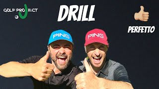 GOLF PROJECT : Y DRILL & L DRILL (CHIP & PITCH))