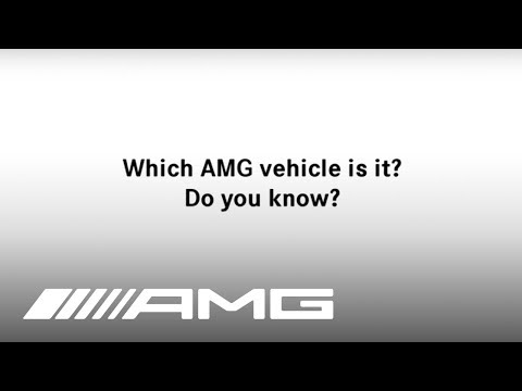Which AMG Is It? Edition 3