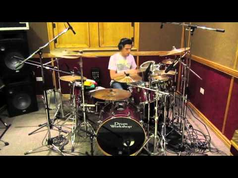 The Adventures of RainDance Maggie by RHCP - DRUM COVER