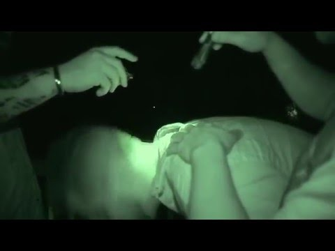 Scary Demon Possession By Ouija Board Caught On Video Tape video