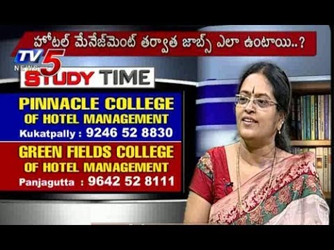 Study Time with Pinnacle College of Hotel Management : TV5 News