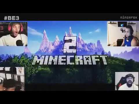 Minecraft 2 Reaction!!!