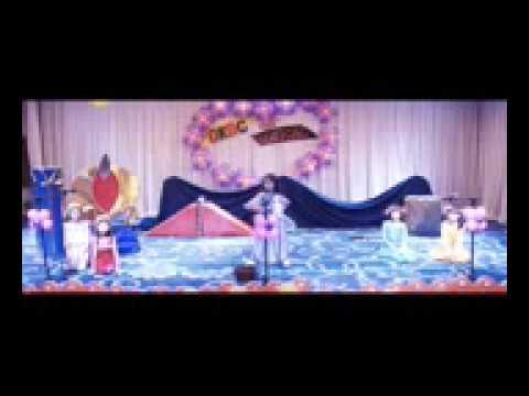 ESL Kindergarten Musical Performance in Beijing China