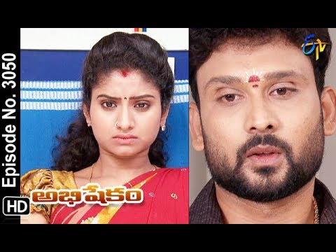 Abhishekam | 25th October 2018 | Full Episode No 3050 | ETV Telugu