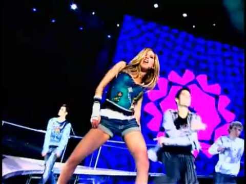 Ashley Tisdale - Be Good To Me [HSM Tour Venue]