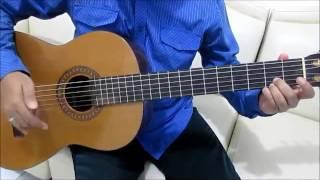 Kunci Gitar Mudah Wali Dik