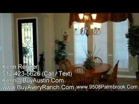Avery Ranch Custom Luxury Golf Course Homes For Sale - 9508 Palmbrook - Partners in Building