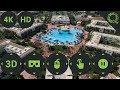 3D Hotel Desert Rose Resort. Egypt, Hurghada / 2017 Project 360Q