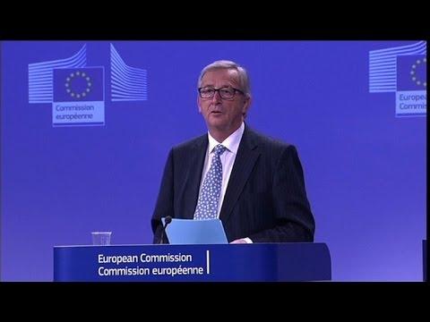 Juncker: Cameron tem 'problema' com colegas