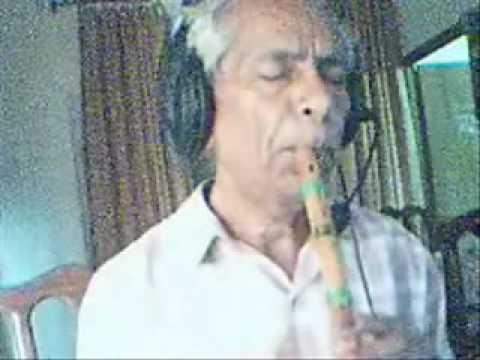 Jhilmil Sitaaron ka aangan hoga...Flute by DK Sharma
