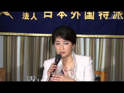 安藤優子、小谷真生子(2)