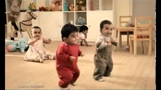 Kit Kat Dancing Kids TV Commercial