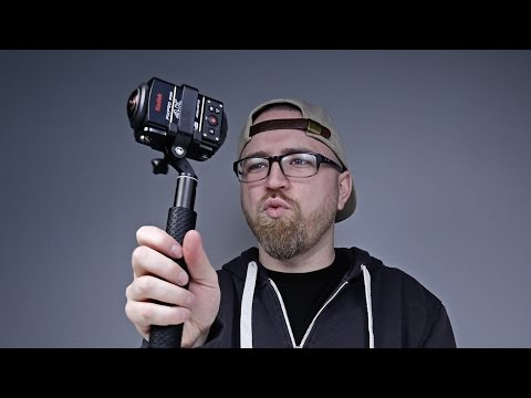 THIS CAMERA SEES IT ALL