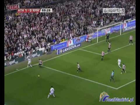 Athletic Bilbao - Real Madrid 1:0