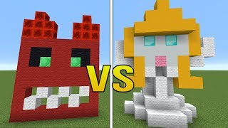 Minecraft: GOOD VS EVIL!! - BUILD BATTLE CHALLENGE! - Mini-Game