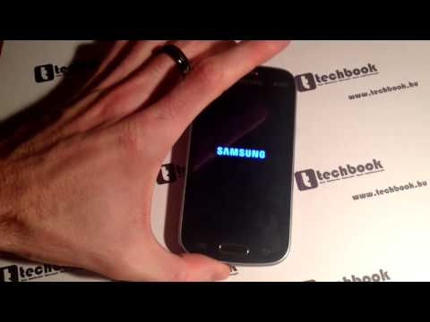 Samsung Galaxy Trend Lite S7390 - How To Remove Pattern Lock By Hard