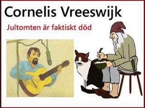 Cornelis Vreeswijk - Jultomten R Faktiskt Dd