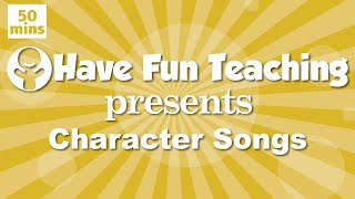 Video Character Songs
