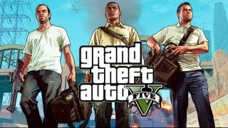 GTA 5 Part 1 - Welcome to Los Santos (HD) / Lets Play Grand Theft Auto 5 (GTA V)