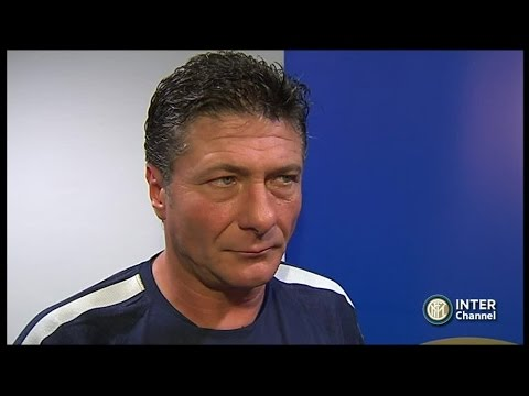 INTERVISTA WALTER MAZZARRI POST EINTRACHT - INTER
