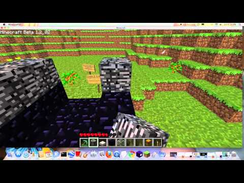 minecraft trial: how to build a tank