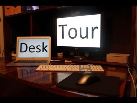 My Desk Tour