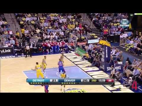 Andre Drummond Top 10 Plays of Rookie Season
